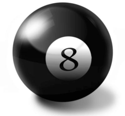 כדור 8 קסום