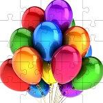 פאזל בלוני יום הולדת