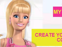 עולם וירטואלי של ברבי barbie