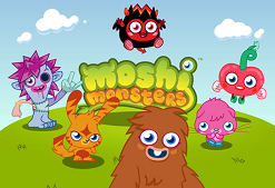 מושי מונסטרס moshi monsters