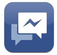 צאט פייסבוק לאייפון