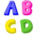 לימוד אנגלית בסיסית לילדים במשחק טריוויה מגניב !! בואו לשחק עם הילדים שלכם , למדו אותם אנגלית , תקריאו להם את האות ויהיו להם 30 שניות לנחש מה האות שהקראתם להם , לימוד אותיות הabc בצורה קלה של טריוויה מגניבה