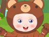 בואו להלביש תינוקות בתחפושות חמודות