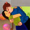 נשיקה במסיבה