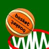 כדורסלנית