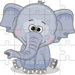 פאזל של פיל