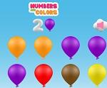 פוצצו מספר בלונים בצבע של הבלון שמופיע למעלה ליד המספר , אם כתוב 3 והצבע שחור פוצצו 3 בלונים שחורים